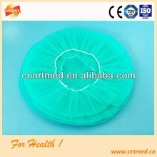 surgical nonwoven Disposable bouffant cap