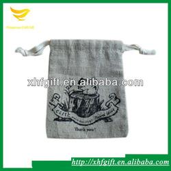 Handmade linen gift bags for sale