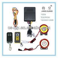 12v alarm for motorcycle/remote engine starter motorcycle alarm