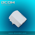 one port 500M wallmount homeplug mini oem wireless network a/v adapter