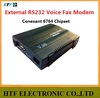 high speed 56K External Windows 7 OS support realtek chipset and plastic case Voice RS232 FAX dial up hsdpa comcast modem