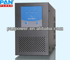 400W 500W 1000W LED/LCD display single phase low frequency sine wave ups back up power to distributor