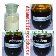 Pesticide/crop protection/avermectin 3.6%EC