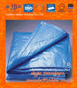 Blue Color PE Tarpaulin Poly Tarps Agriculture Cover