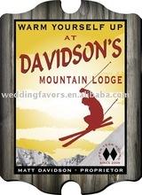 Personalized mountain lodge Set