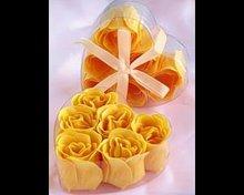 Rose Petal Soaps - Tangerine
