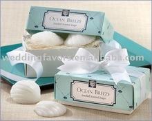 Wedding Souvenir Seashell Scented Soaps