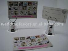 Siliver Bell Card Holder