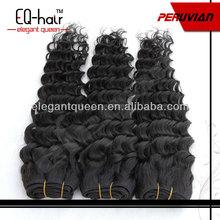 2013 Grade AAAAA virgin hair 100% human hair deep curly peruvian/ malaysian/ indian/ mongolian/ brazilian hair weave