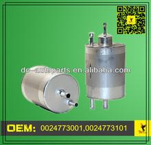 Fuel Filter 0024773001,0024773101,A0024773001,A0024773101 Fits 98-13 Mercedes Benz C/CL/CLK/E/S/SK