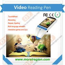 Digital reading pen for little kids reading and enjoying themselves
