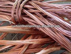 99.9% copper wire scrap