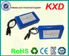 12v dc power tool battery li-ion polymer rechargeable factory price