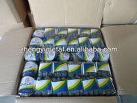 Galvanized wire mesh scrubber/net scourer/clean ball