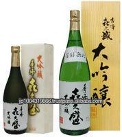 japan sake ( Shuho Kikuzakari Junmai Daiginjo-shu )