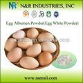 Albúmina de huevo en polvo( de huevo en polvo blanco)