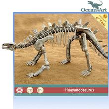 2013 newest Animated Dinosaur Replica Animal Skeleton Model