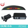 stable quality led dispaly parking sensor radar universal for all cars