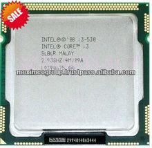 CPU Intel- Core i3 530/2.93GHz/4M/LGA1156 processor wholesaler china