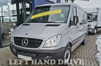 Mercedes-Benz Sprinter 215 CDI VAN (LHD) DIESEL, 95815
