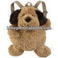 peluche a forma di cane zainetto per i bambini