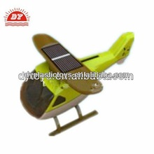customized oem plastic plane or helicopter toys for kids