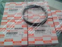 Genuine Isuzu piston ring 1-12121146-0 Use for 6bg1 Isuzu Engine EX200 with competitive price