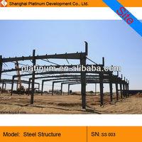 Steel Frame Workshop For Sale