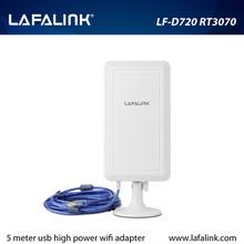 LAFALINK alfa RT3070 150Mbps High Gain High Power outdoor antenna network adapter