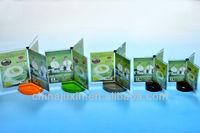 acrylic revolving desk card holder or desk stand or desk display