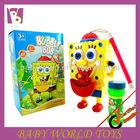Sponge Bob Square Pants Blowing Bubble, Bubble machine with light &music