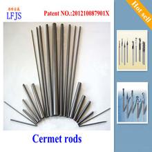 Supply cermet rods&cermet bars (tools materials)