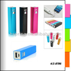 2013 Newest Fashion colorful Universal mobile Power Bank