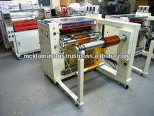 Film cutter / paper cutting machine / laminated cutter