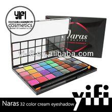 lip moisturizer Naras 32 Color Cream Eyeshadow lip moisturizer