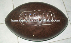 Genuine Leather American Football
