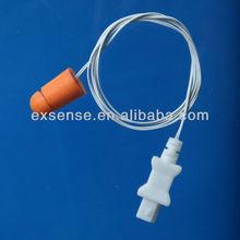 High accurate tympanic temperature sensor