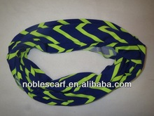 2014 spring summer striped infinite fashion yong tube scarf
