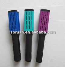 double sided hair straightening brush
