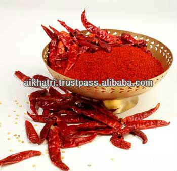 Chilli Powder for Mauritius Market