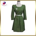 girls winter woolen dress