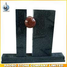nueva lápida de granito de diseño