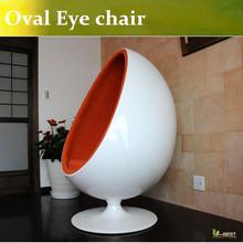 Eero Aarnio Oval Eye Ball Chair