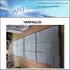 Hot selling great PE tarpaulin,PE Tarpaulin with blue striPEs Tarpaulin