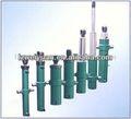 Cilindro hidráulico especificação