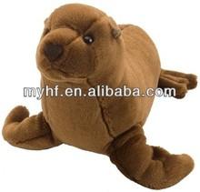 Cute plush toys stuffed sea animals 15inch seal dog