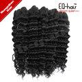 aaaaa mongole bouclés profonde cheveux humains produits de coiffure