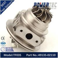 Turbo cartridge TF035 49135-02110 for turbo parts mitsubishi l200 4d56