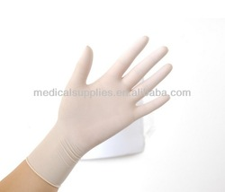 powder free surgical gloves latex,disposable surgical latex gloves,