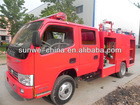 Dongfeng 3T fire fighting truck
